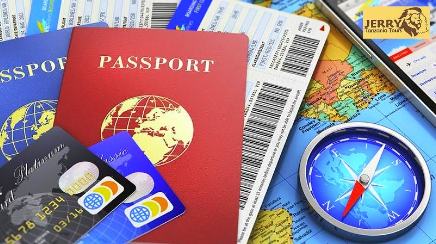 Passport, Itinerary, Travel Insurance Docs and E-tickets