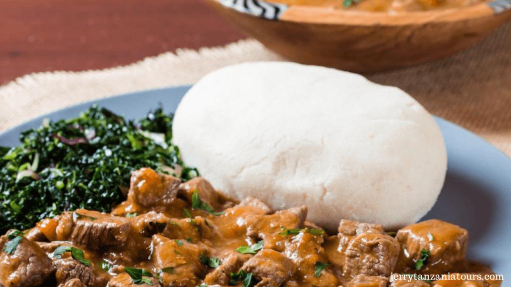 Tanzania Cuisine