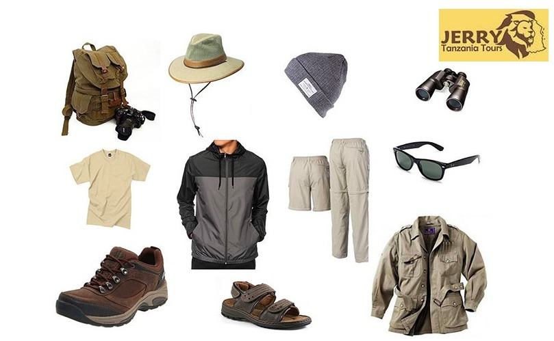 Tanzania Safari Packing list