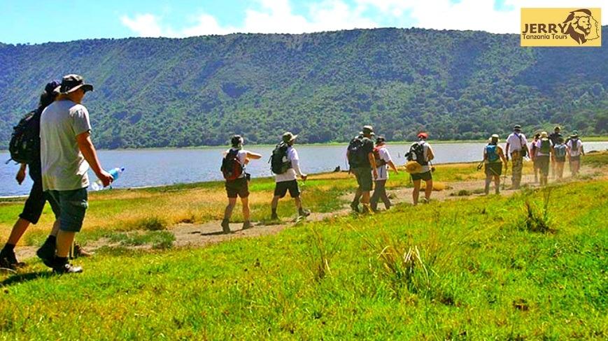 Ngorongoro Walking Safari Tour